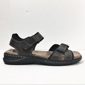 Dr. Scholl's. mens sandals NWOT